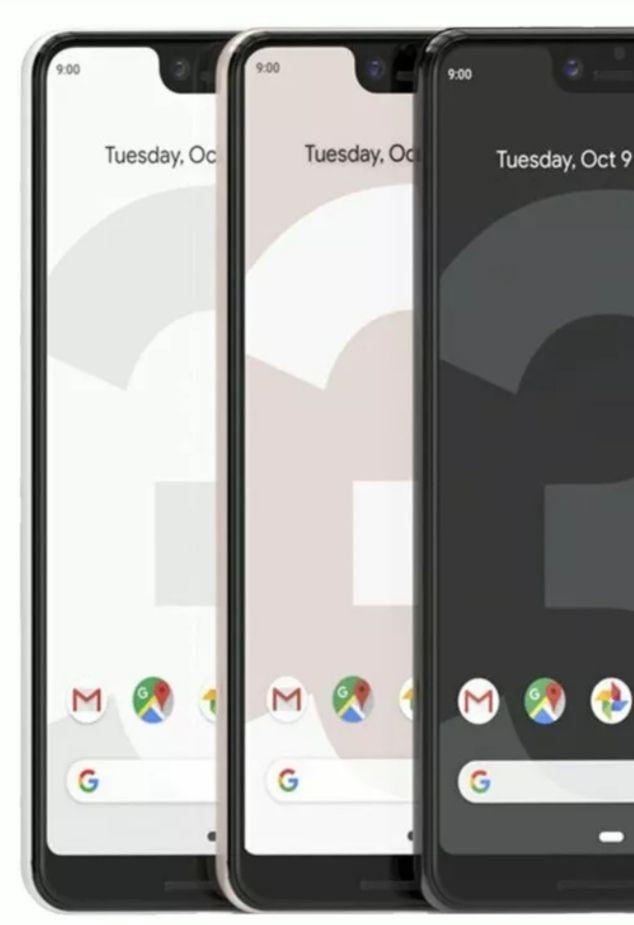 Google Pixel 3 XL 64GB EE Locked £232.74 | O2 Locked £236 | Unlocked £242.24 - Pink/Black/White (With Code) Good Condition @ XS Items / Ebay