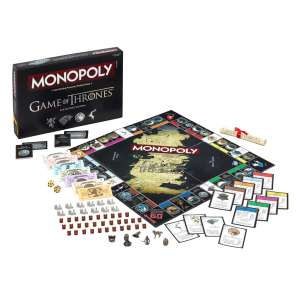Game of Thrones Monopoly Board Game - £10 @ Robert Dyas (Free Click & Collect)