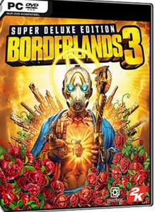 Borderlands 3 Super Deluxe Edition PC (Europe) - £33.09 @ Instant Gaming
