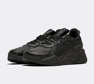 Puma RS-X Winterised Trainer | Black / Black / Black - £64.99 @ Footasylum
