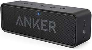 Anker SoundCore 24-Hour Playtime Bluetooth Portable Speaker 10W Output, Rich Bass, for £22.49 Sold by AnkerDirect and Fulfilled by Amazon