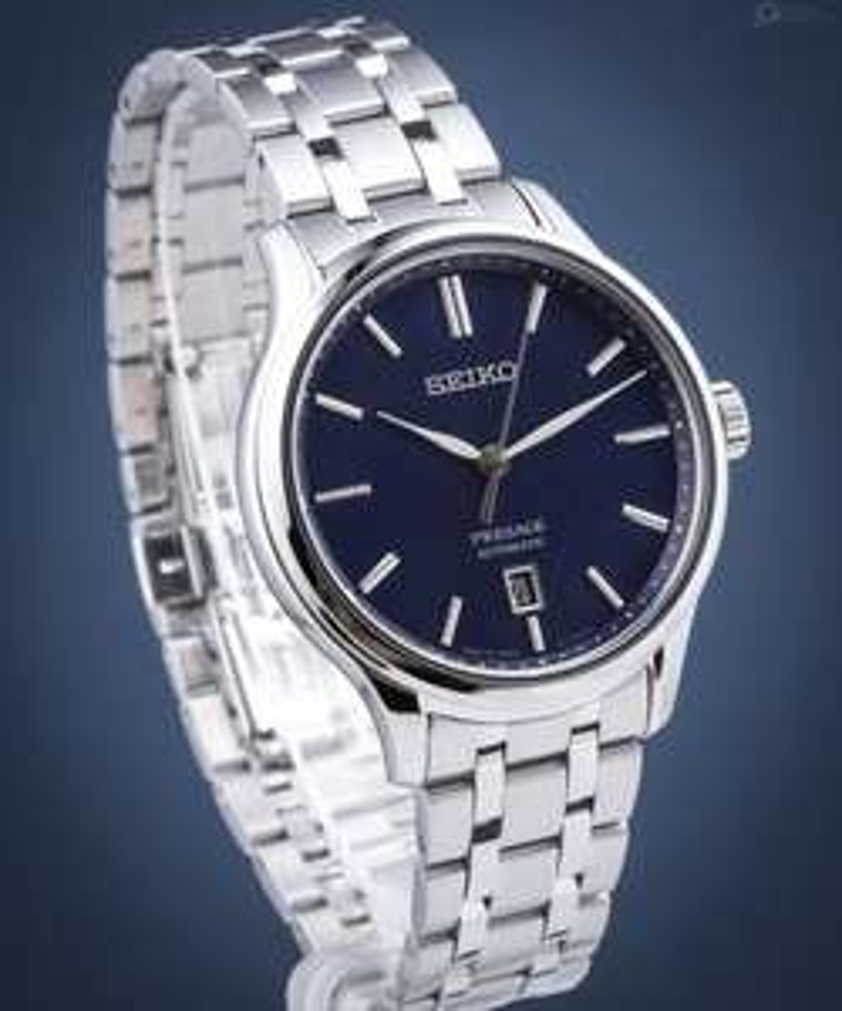 Seiko 41.7mm 4R35 Presage Watch Zen Gardens Mens Watch SRPD41J1 30M WR Sapphire Crystal, £270 @ CW Sellors