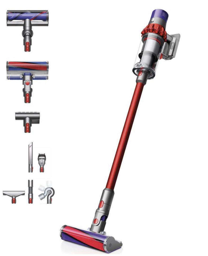 Dyson V10 Cordless Vacuum - £399 @ Dyson Shop