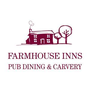 Adult Carvery and 2 kids with 2 courses each - £6.99 total (No voucher needed) @ Farmhouse Inns