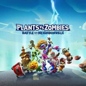 [PS4] Plants vs. Zombies: Battle for Neighborville - £15.99 @ PlayStation Store