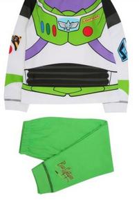 Disney Toy Story Buzz Lightyear Pyjamas age 5-6 - £7 @ M & Co
