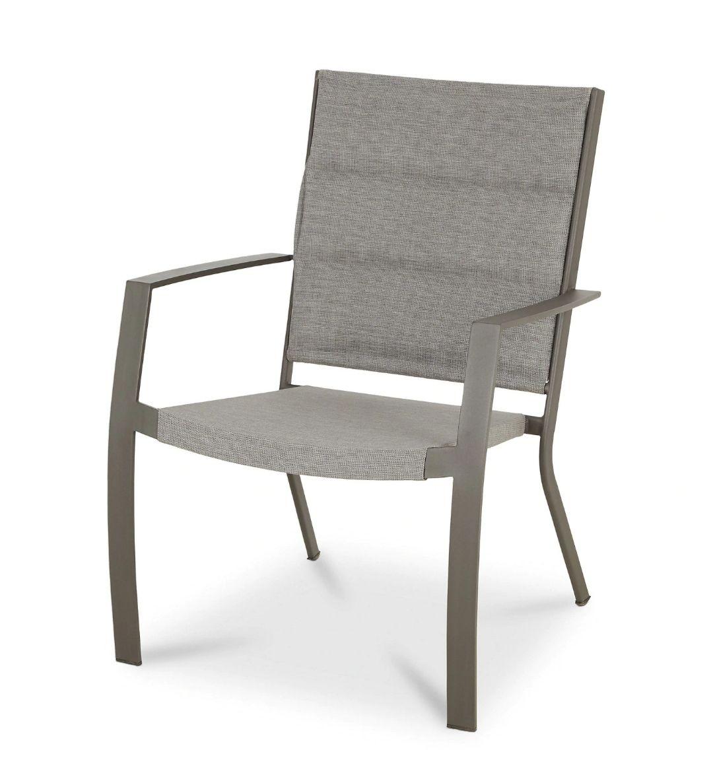 £1 Metal Garden Arm Chair @ B&Q - Free Click & Collect