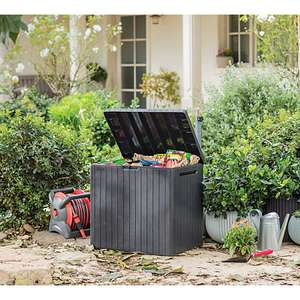 Keter General Purpose Outdoor Storage City Box £20 @ Wickes (Free Collection)