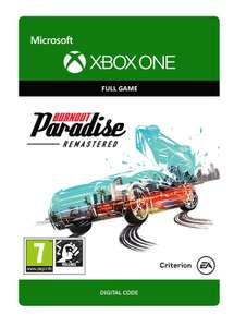 Burnout Paradise Remastered | Xbox One - Download Code - £4.99 @ Amazon