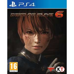Dead Or Alive 6 - PS4 | £7 @ Smyths Toys (Free Click & Collect)