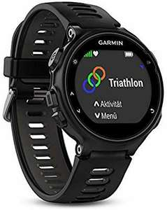 Garmin Forerunner 735XT Black/Grey at Amazon for £169.99