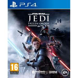 Star Wars Jedi Fallen Order (PS4) now £34.85 delivered at The Game Collection