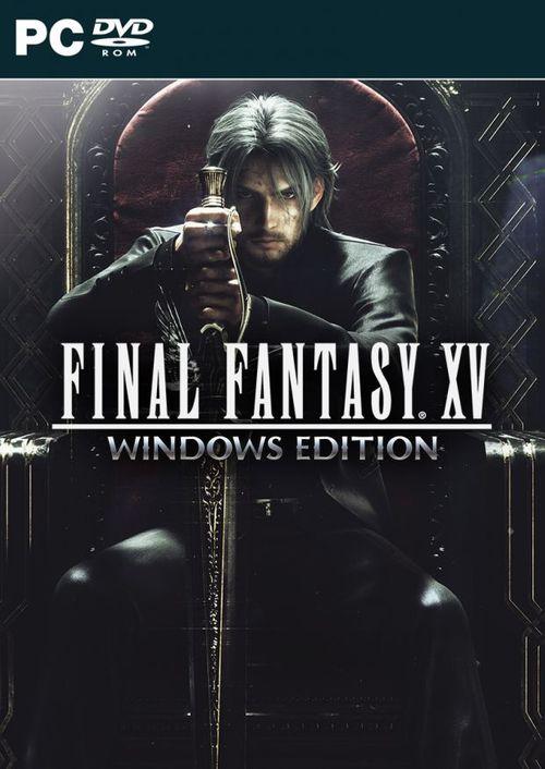 Final Fantasy XV 15 Windows Edition PC (Steam) £13.49 at CDKeys