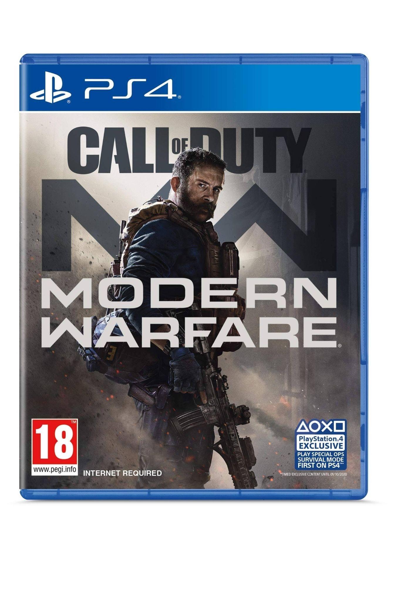 Call of duty Modern Warfare - PS4 / Xbox 1 - £35 @ Tesco