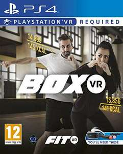 BoxVR PSVR £11.85 @ Base