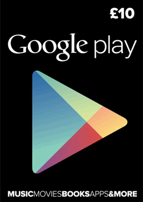 £10 google play for £9.79 @ CD keys
