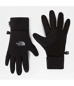 Ladies Heather The North Face etip gloves for £17.50 at The North Face Shop