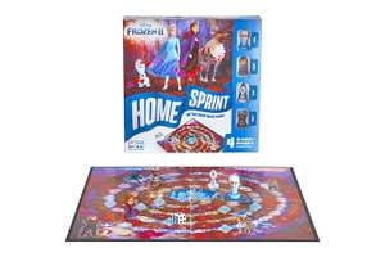 Disney Frozen 2 Home Sprint Board Game £8.70 (Prime) + £4.49 (non Prime) at Amazon