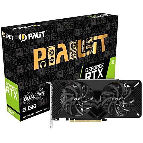 Palit RTX2070 Dual Graphics Card £354.99 @ Amazon
