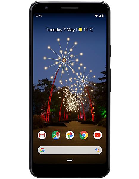 Google Pixel 3a Vodafone 21GB £24 p/m for 24m £576 @ Carphone warehouse