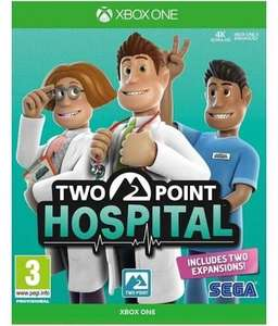 Two point hospital from Base.com for £26.85 Xbox and PlayStation