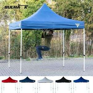 Bulhawk® 3x3m torpedo commercial grade heavy duty pop up gazebo £79.99 when-in-home ebay