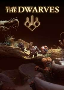 We Are The Dwarves - £1.12 with fees @ GamersGate UK (PC / Steam key)