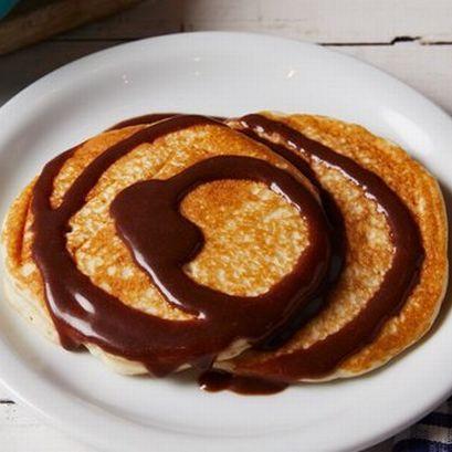 2 Free chocolate or strawberry Pancakes on Pancake Day at Bella Italia