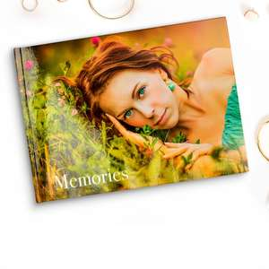 Hardcover Photobook Offers Using Code - EG: A4 30 Page £8.39 Delivered @ Groupon & Printerpix
