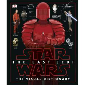 Star Wars The Last Jedi - The Visual Dictionary £1 @ The works