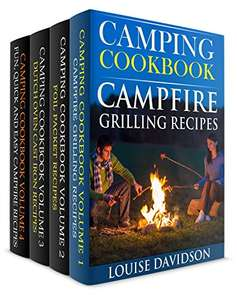 Camping Cookbook 4 in 1 Book Set - Kindle Edition now Free @ Amazon
