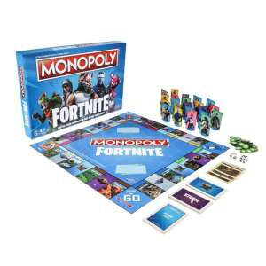 Fortnite Monopoly Board Game - Ideal For Any Fortnite Fan £12.00 Click & Collect - £16.99 Delivered @ Robert Dyas