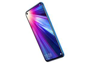 Honor View 20 Refurbished Like New Smartphone - Blue 128GB £249 + £10 For New Customers @ Giffgaff