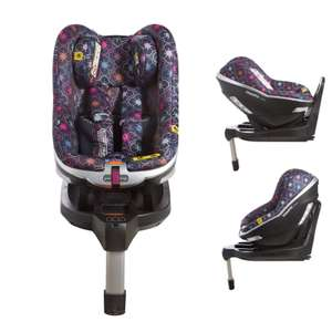 Cosatto Den i-Size Group 0+ Isofix Car Seat with Base (Rosie) for £119.95 delivered @ Online4 Baby