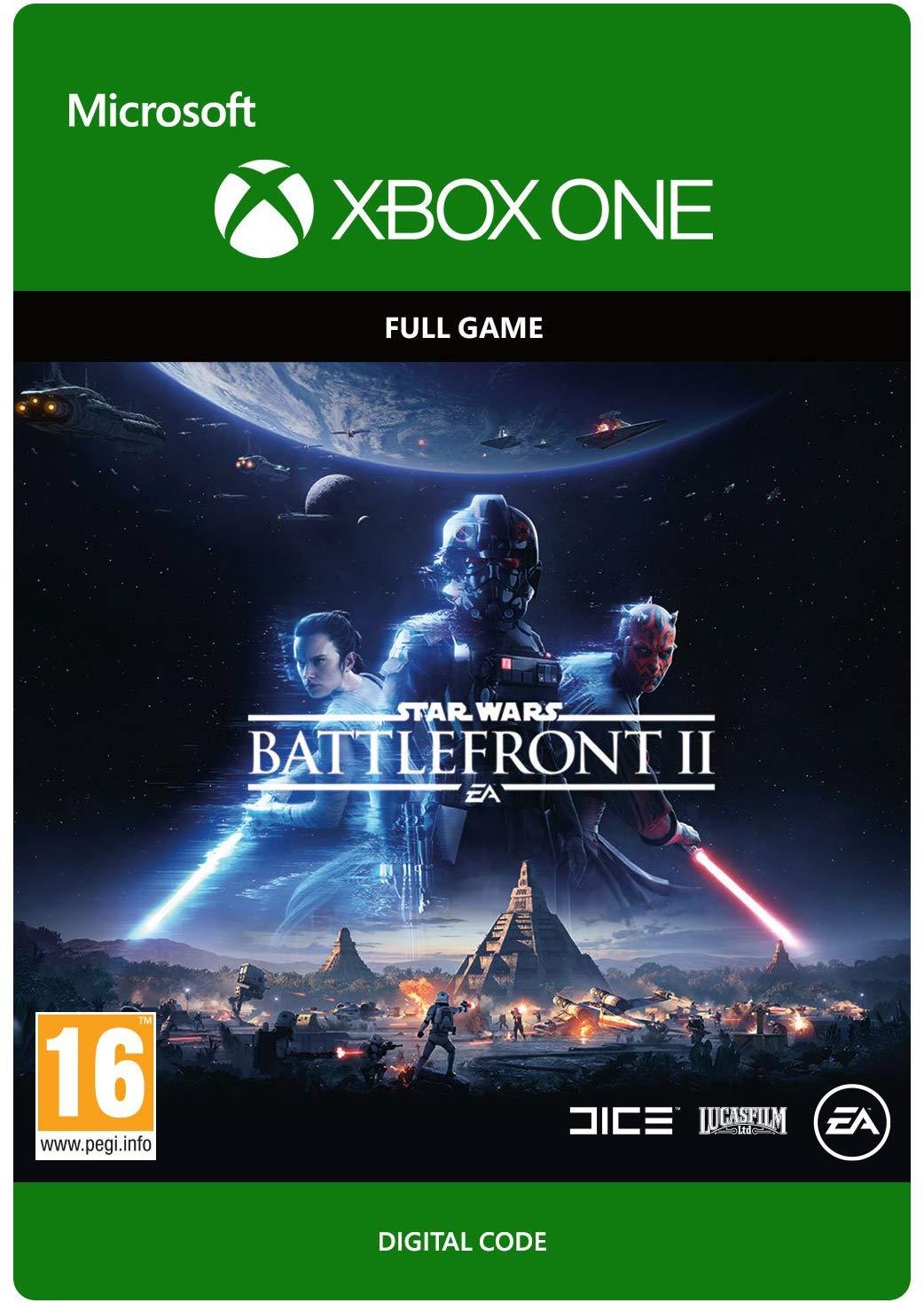 Star Wars Battlefront II - Standard Edition [Xbox One - Download Code] £9.99 @ Amazon
