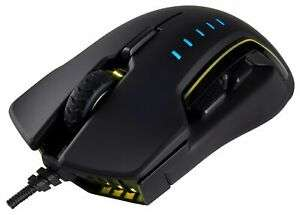 Corsair Glaive RGB 6 Button Scroll Wheel 16000 DPI Optical Mouse £27.99 delivered at Argos/ebay