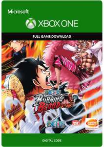 One Piece Burning Blood [Xbox One - Download Code] £7.49 at Amazon