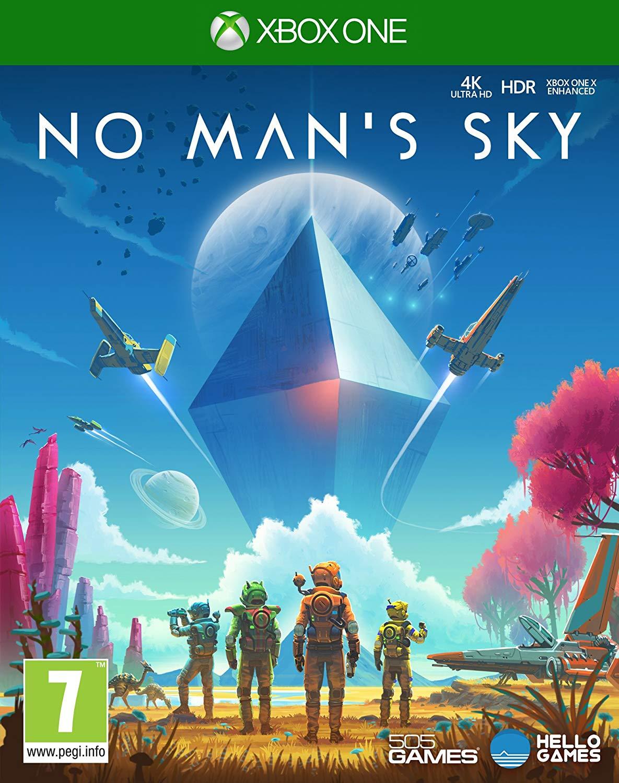 No Man's Sky (Xbox One) £16.99 @ Amazon (+£2.99 non-prime)