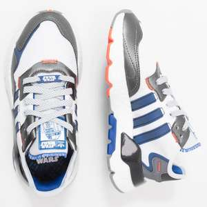 Adidas X Star Wars R2D2 Nite Jogger Trainers now £62.50 or £52.50 with newsletter sign up sizes 3.5 up to 13.5 (Free Delivery) @ Zalando
