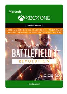 Battlefield 1: Revolution | Xbox One - Download Code £8.74 at Amazon