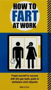 How To Fart At Work book at The Works online and instore £3