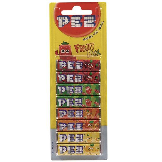 PEZ fruit flavour sugar tablets 85g 2 for £1 @ Savealot Salford