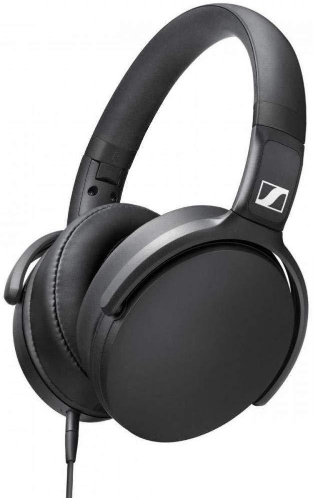 Sennheiser HD 400S - Over-Ear Headphone with Smart Remote, Black - £46.08 @ Amazon