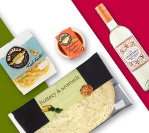 Italian Meal Deal - £10 @ Ocado