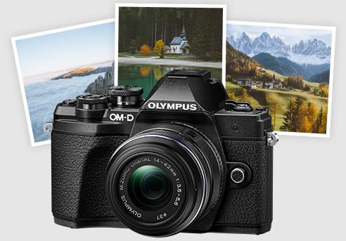 Olympus OM-D E-M10 Mark III - £349 (With Code) @ Olympus Shop
