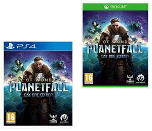 Age of Wonders Planetfall Day One Edition (PS4 / Xbox) £14.95 delivered @ The Game Collection