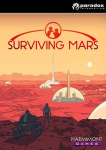 Surviving Mars Steam CD Key (PC) - £2.64 @ Gamivo