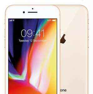 Apple iPhone 8 Plus 64GB 3 Colours In Good Condition (Vodafone) £212.79 With Code @ Music Magpie Ebay