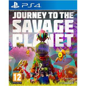 Journey To The Savage Planet (PS4) for £19.75 Delivered @ MyMemory