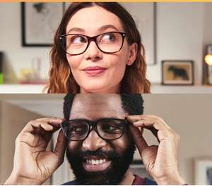 2 Designer pairs from Glasses Direct from £29 delivered (With Code) @ Glasses Direct